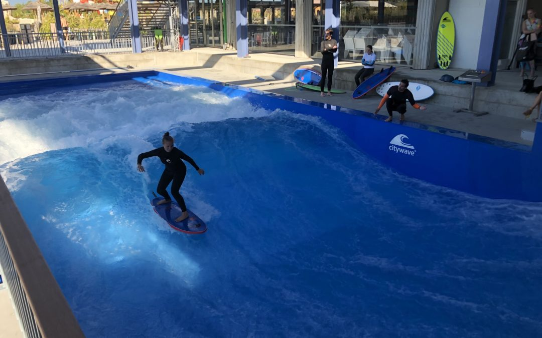 « The Wave » nouvelle attraction aquatique 2019 – Wave Island Monteux (84)
